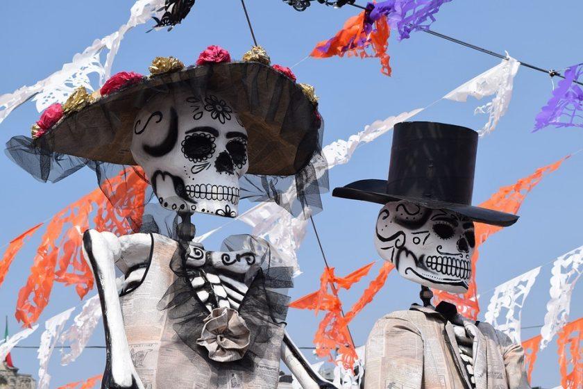 La Catrina, Mexique